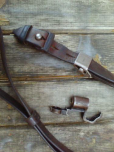 K98 sling etc