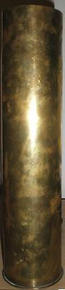 Rennes 3 Artillery Shell