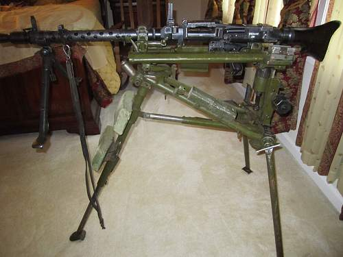 MG34S or MG34/41 parts needed