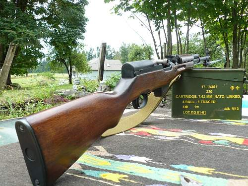 Just one more today: SKS