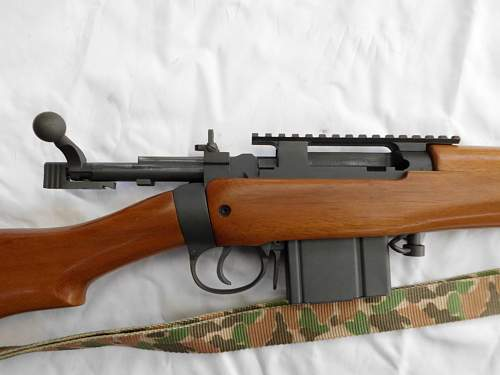 AIA No.4 Mk4 7.62mm x 51 rifle