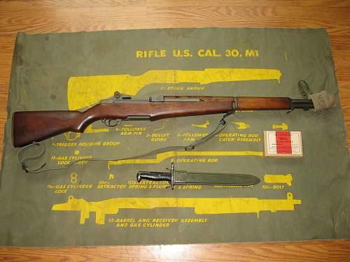 My M1 Garand