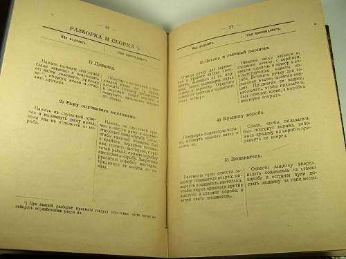 Lewis Gun Red army manual