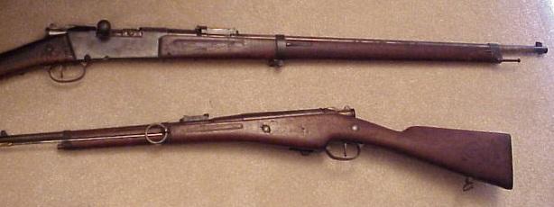 Berthier carbine - Wikipedia
