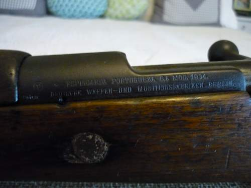 On Mauser M1904
