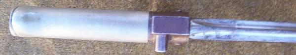 Remington Manufactured 'LEBEL' Bayonet