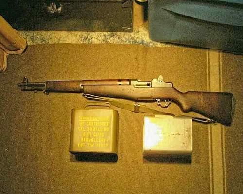 Harrington and Richardson Arms Co. M-1