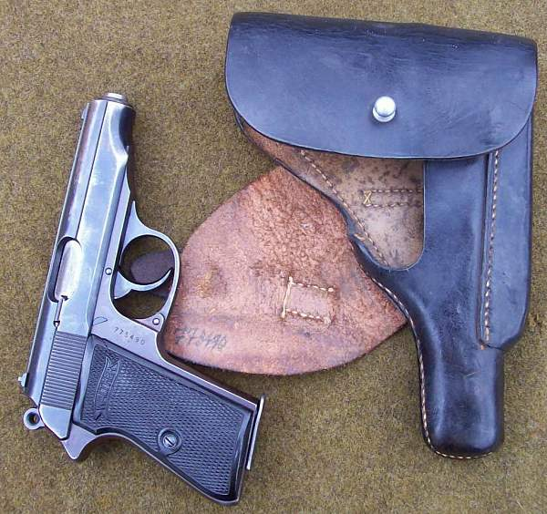 Walther PP  R.F.V.