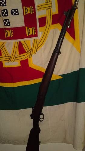1904 Mauser Vergueiro