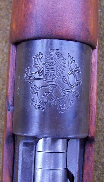 Czech VZ33 Police Carbine