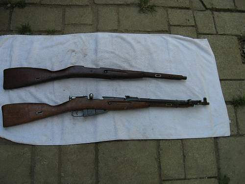 1953 Hungarian M44, hopefully my last M44 for a long time