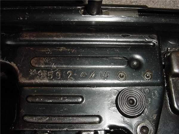 MP44 Sturmgewehr