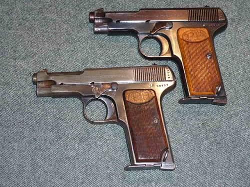 Beretta 1915 in 7.65