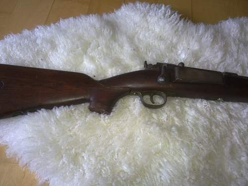 New in my collection WW1 Krag Rifle