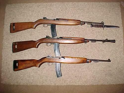 M1 Carbines
