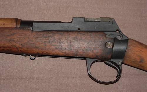 Click image for larger version.  Name:Enfield No.4, MK 1 Parts Gun 3.JPG Views:133 Size:72.5 KB ID:254823