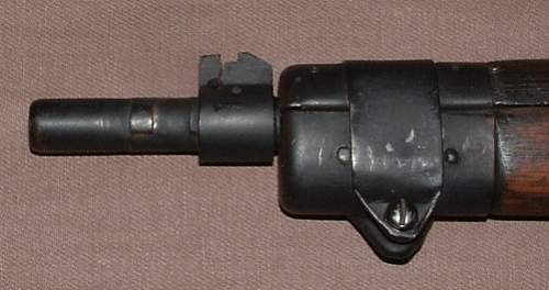 Click image for larger version.  Name:Enfield No.4, MK 1 Parts Gun 6.JPG Views:117 Size:54.3 KB ID:254824