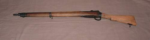 Click image for larger version.  Name:Enfield No.4, MK 1 Parts Gun 2.JPG Views:86 Size:41.4 KB ID:254826