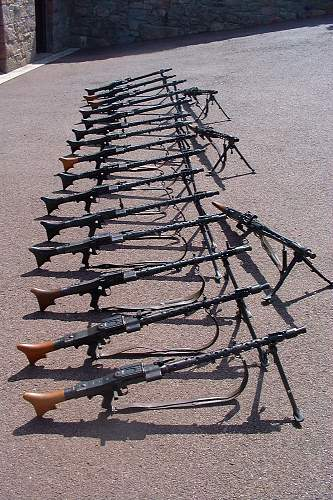 Mg.34's and 42's