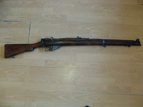 Help wih rifle date and maker