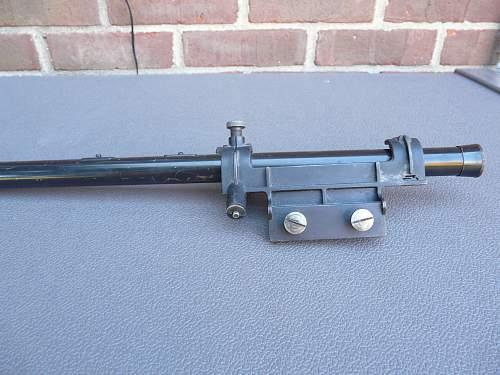 WWII scope? No markings