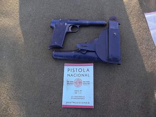 Astra 400 and Accessories