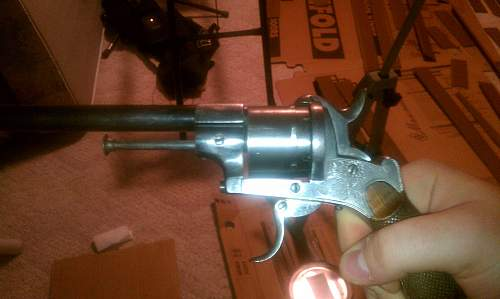 Anyone know where this revolver is from and/or what it's called?