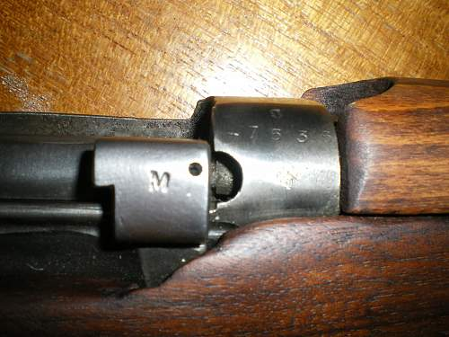 SMLE: identifying maker stamps etc