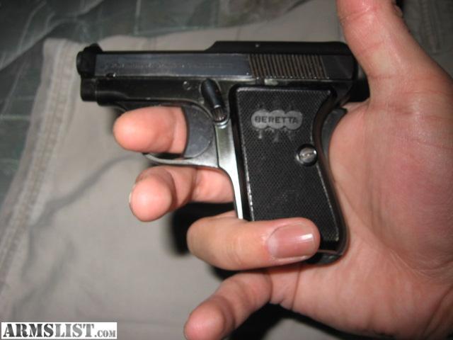 Beretta 25 Acp