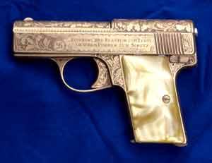 Re: WWII guns, Hitler guns