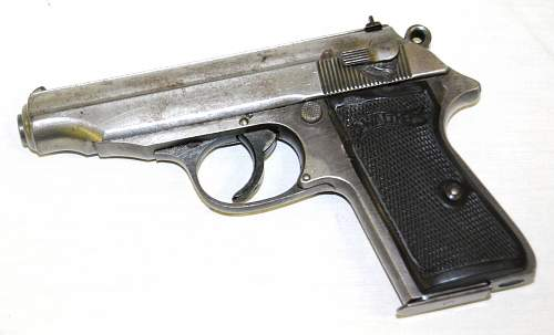 Walther ppk Help!