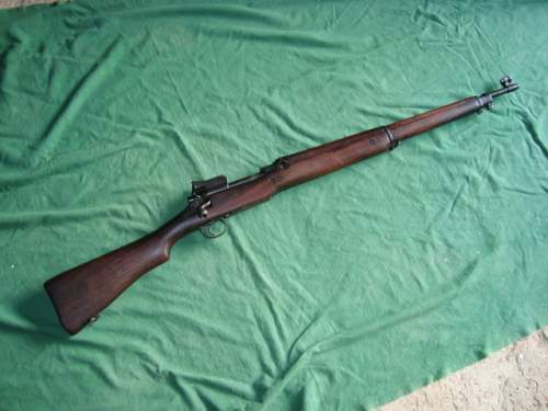 Help with rifle!!