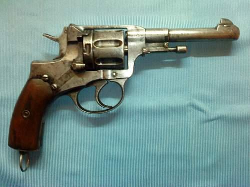 Nagant Revolver, 1926