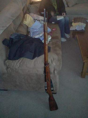 My Mosin 91/30