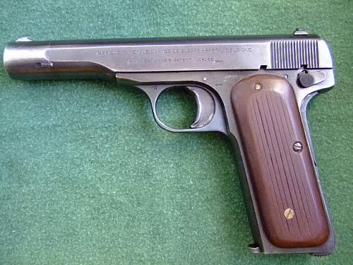 Another FN 1922 with german waffenamt