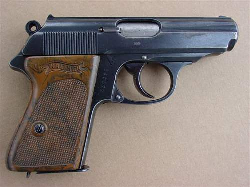 Walther PPK RZM