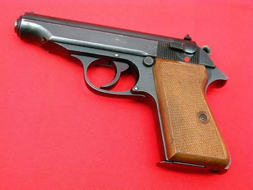 walther pp ac