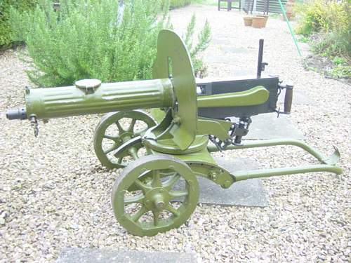 Click image for larger version.  Name:Maxim M1910 machine gun 002.jpg Views:540 Size:147.0 KB ID:2938