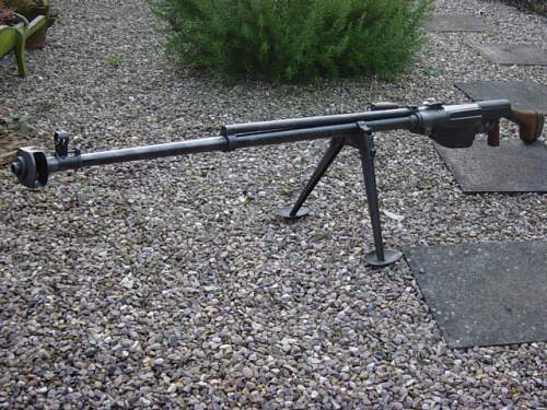 Click image for larger version.  Name:PTRS 14.5mm Anti - Tank rifle. 001.jpg Views:1149 Size:156.4 KB ID:2952