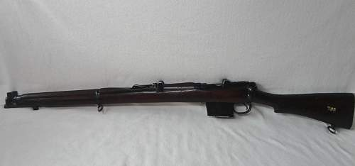 Lee Enfield MkIII 2A1 - 7.62 NATO