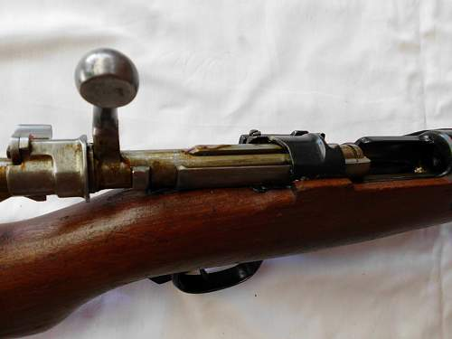 Yugoslav M48A Rifle & Kit