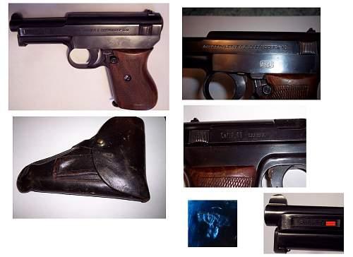 1934  Mauser   History?