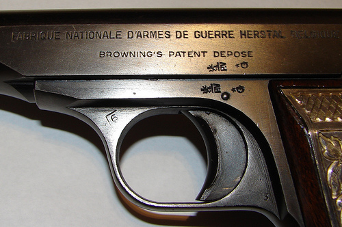 Looking for infor on an FN 1922 (not Waffen stamped)