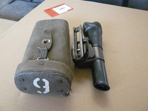 Identification - Gun Sighter?