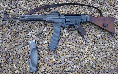 Click image for larger version.  Name:MP44-and-spare-mag..jpg Views:2193 Size:152.7 KB ID:3034