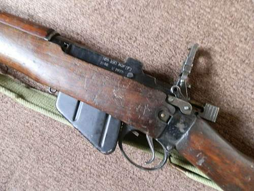 Lee Enfield No. 5 Jungle Carbine