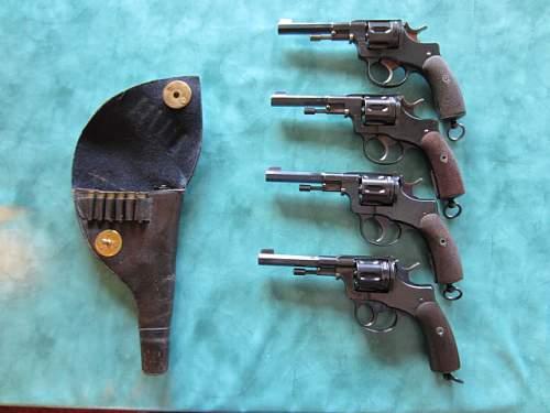 Click image for larger version.  Name:Nagant revolvers 004.JPG Views:606 Size:107.6 KB ID:308322