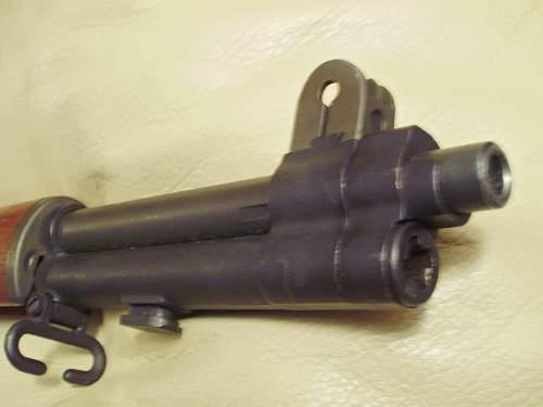 M1 Garand at Arundel Militaria ?