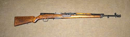 Two of My Favorites, Siminov AVS 36, FXO MP44