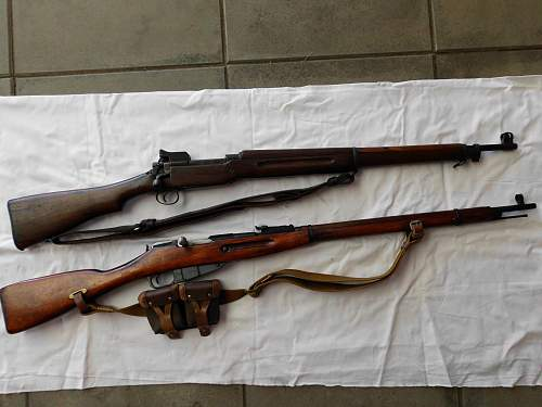 2 Old Soldiers USA/USSR and Bayos